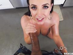 amateur, bald, big tits, cum, pussy, shaved