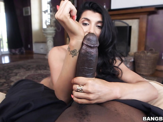 romi rain milf interracial