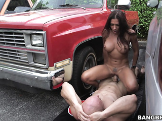 outdoor public sex