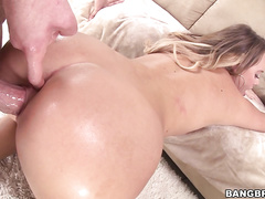 ass licking, big-titted, blonde, pussy, pussy licking, shaved