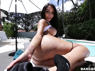 adult movie star, big dick, big tits, brunette, deep throat, pornstar