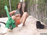 valerie kay undressing