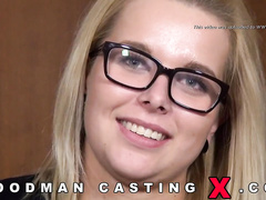 abricotpussy, amateur, casting, glasses, rough sex