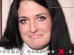 adorable, amateur, big tits, casting, rough sex
