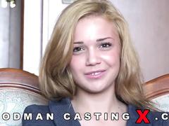 adorable, amateur, casting, czech, rough sex