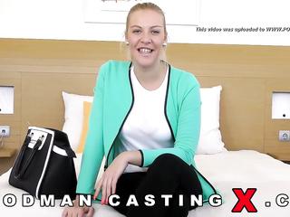 slim blonde casting