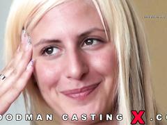 adorable, amateur, casting, red head, rough sex