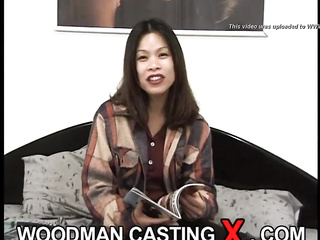 asian young amateur audition