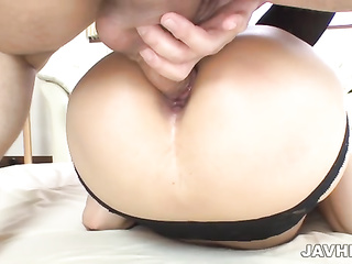 anal japanese stocking