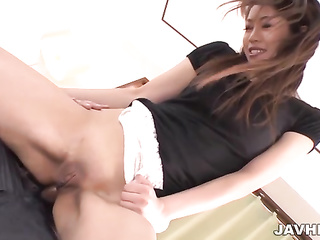 busty shaved asian anal