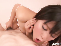 asian, blowjob, cock sucking, group sex, japanese, pov
