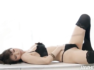 japanese sexy girl black