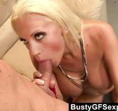 American amateur girlfriend blowjob