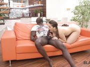 interracial young girlfriend