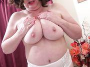 big tits amateur secretary