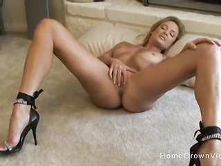 small tits high heel