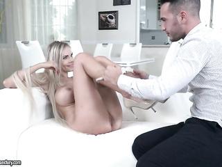 anal, babes, big tits, blonde, hardcore, pussy
