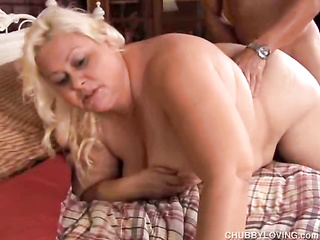 blonde chubby loving