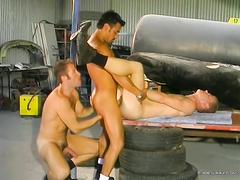 3 some, big dick, deep throat, erotic porn, gay, sport