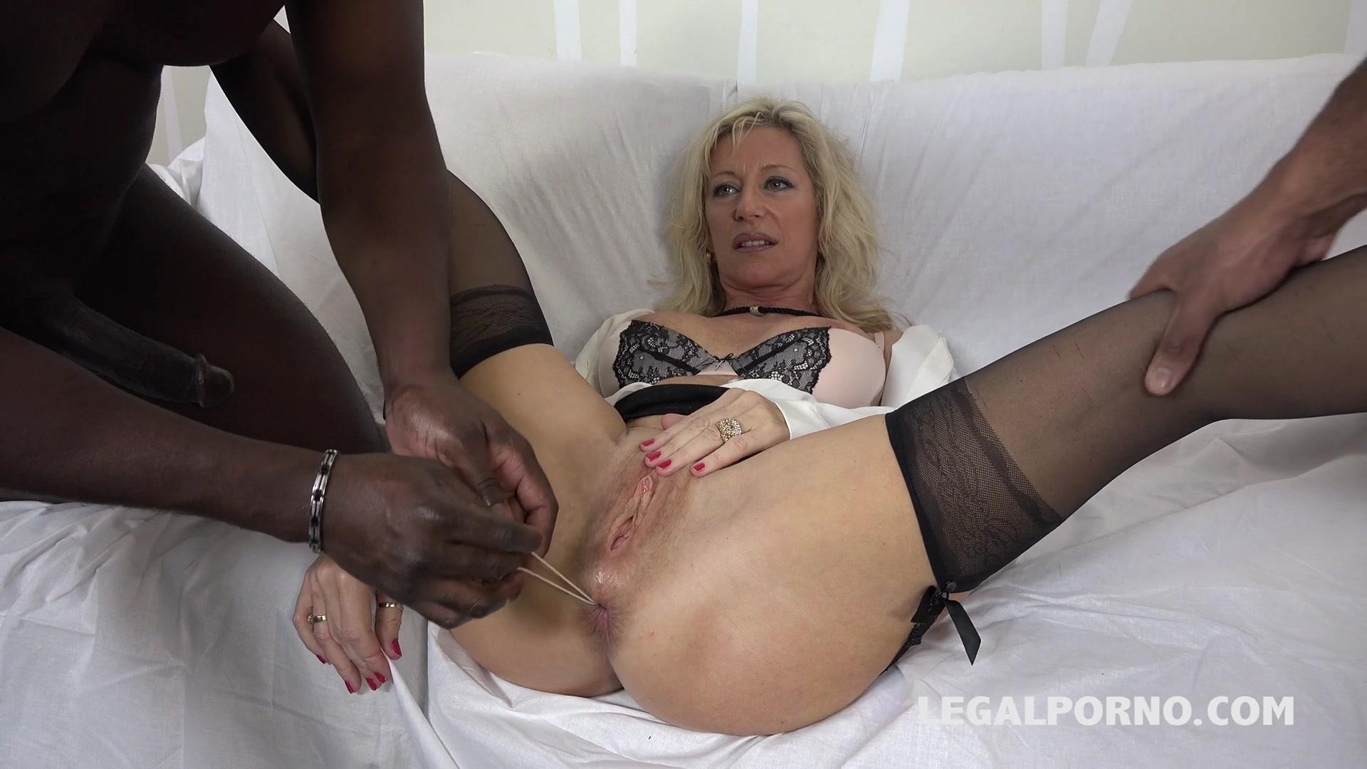Petite Asian Big Black Cock