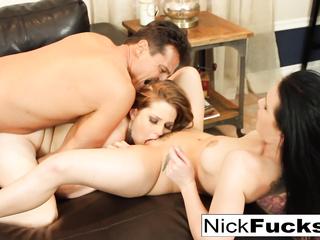 fuck threesome