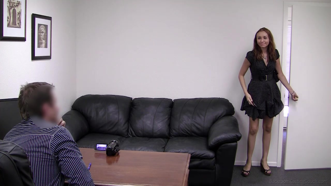 Tall Blonde Casting Couch