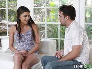 shy teen virgin