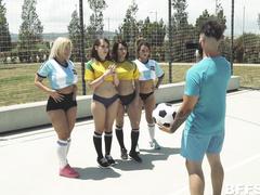 america, brazilian, cum, latina, sport