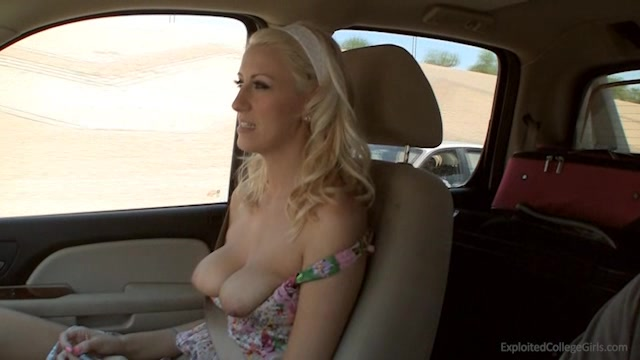 Flashing Boobs In Car - Pornalincom-6594
