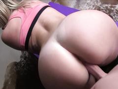 anal, ass, asshole, deep throat, legs, yoga
