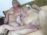 amazing hardcore threesome