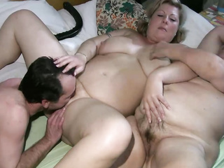 mature threesome big tits