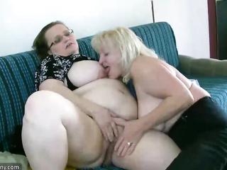 babe, big tits, breasts, granny, lesbian, masturbation