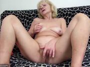 mature blonde cougar