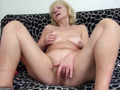 babe, big dick, big tits, blonde, dildo, toys