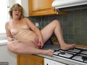mature kitchen