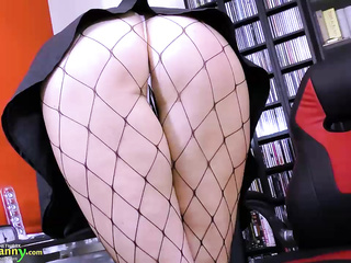 big ass fishnets
