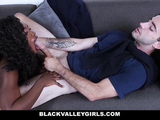 white guy fucking ebony