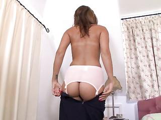 nice ass garter belt