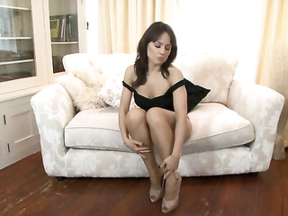 ass, babe, brunette, hardcore, pantyhose, pussy