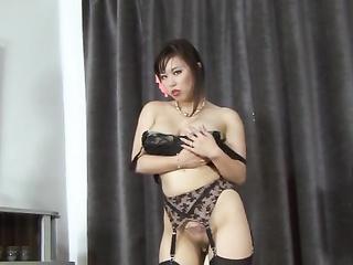 japanese milf lingerie