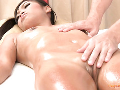 asian, massage, masseur, pussy, thai