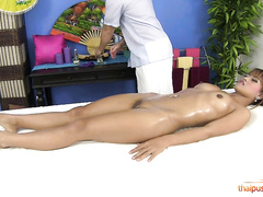 asian, massage