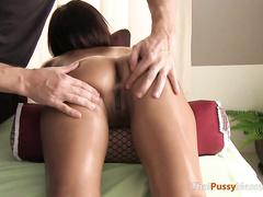 asian, ass, hot, massage