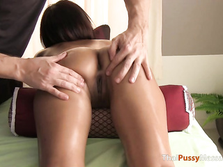 asian, ass, hot, massage