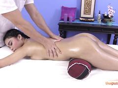 asian, college, massage, masseur