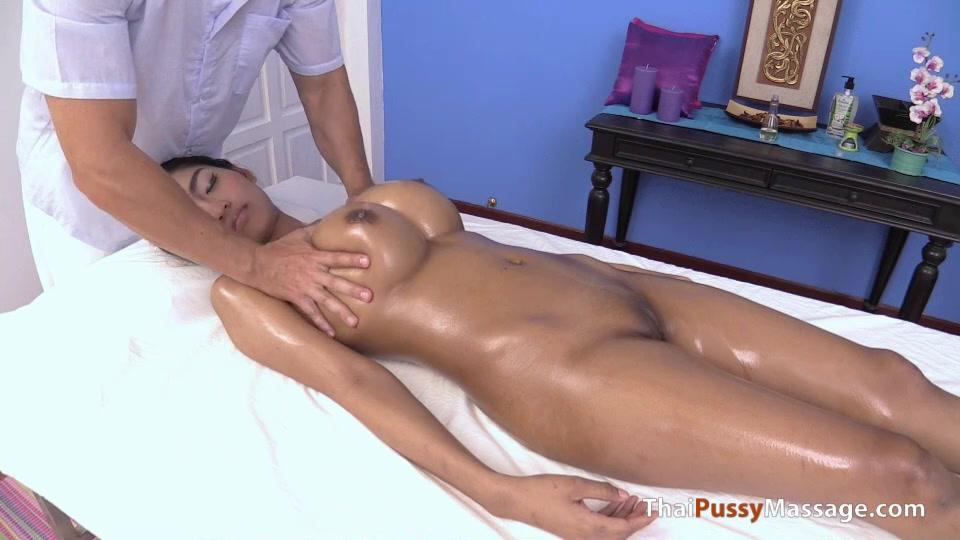 Perfect Asian Tits Massage