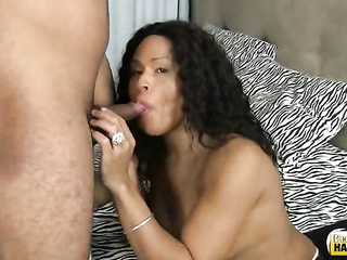 beautiful shemale blowjob