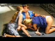 vintage threesome porn