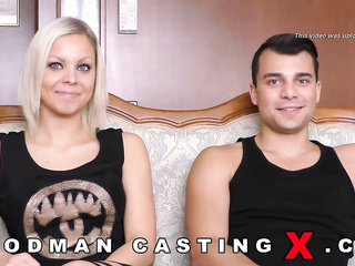 shaved czech casting anal